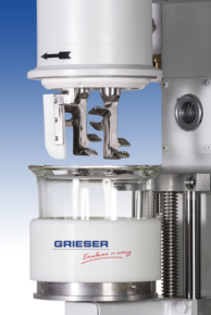 GRIESER Laboratory and Pilot Planetary Mixer