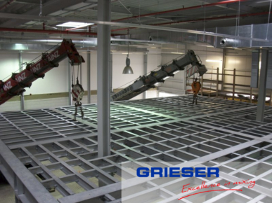 GRIESER Stage Construction