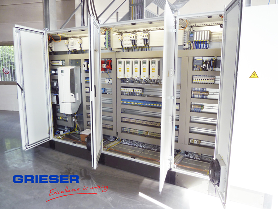 GRIESER Electrical System