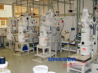 GRIESER VPL in Dental Industry